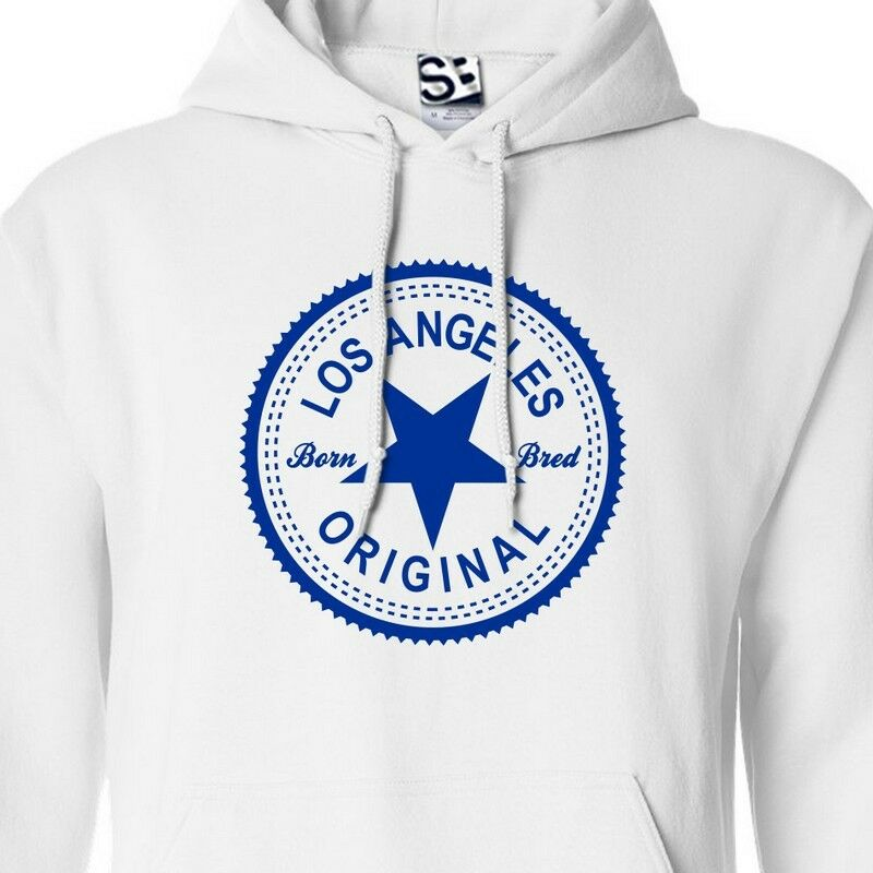 Los Angeles Original Inverse HOODIE - Hooded Born & BROT in Sweatshirt All Farbe