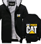 New-arrive-Caterpillar-Power-Warm-hoodie-Zipper-coat-Thicken-Sweatshirt-jacket thumbnail 10