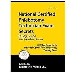 national certified phlebotomy technician exam secrets study guide rh ebay com Phlebotomy Study Chart Phlebotomy Questions