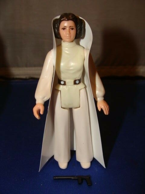 Princess Leia  Loose Complete C8 REPRO Weapon     Star Wars  Vintage LP 5e29fe