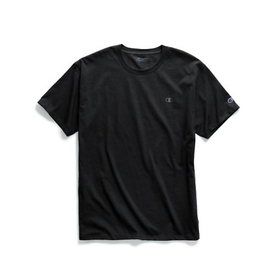 New Authentic Champion Men's Short Sleeves Classic Jersey Tee T0223