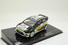 Ford Fiesta RS WRC #38 RAM501 IXO 1/43