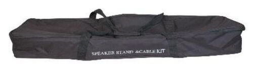 "44/"" STELLAR LABS 555-11651 Speaker Stand Carrying Bag"