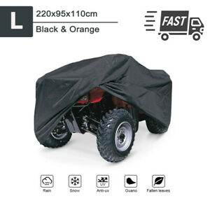 Xl Waterproof Atv Cover Rain Protector For Yamaha Raptor 250 350 660r 700 700r Ebay