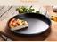 10 Zoll Pizzableche Pizzablech Pizza Blaublech Pan  MINI 24 cm  Schwarzblech 06
