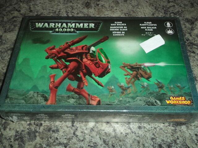 War Walker - Eldar Warhammer 40k 40,000 Games Workshop Model New