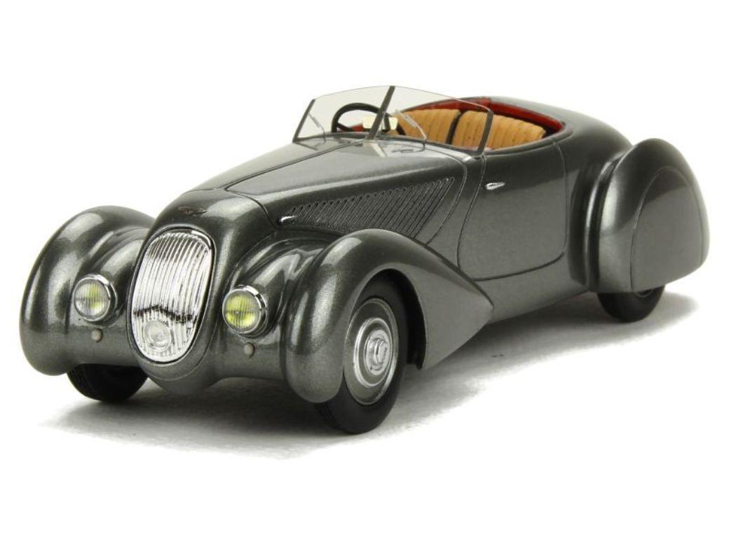 Bentley 4.25l roadster chalmers & gathings 1936 grauen metall bma 43205301 1   43