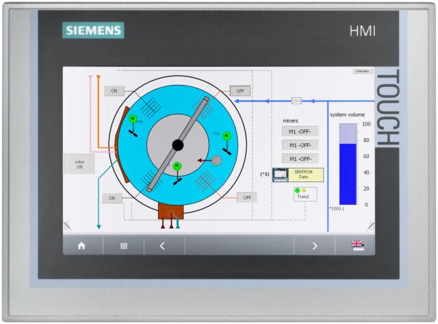 6AV2124-0GC01-0AX0 - SIMATIC HMI TP700 Comfort, Comfort Panel inkl. MwSt./VAT