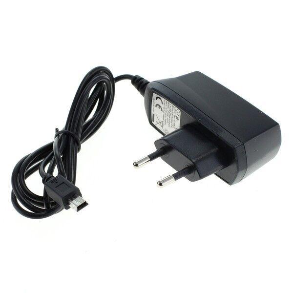 Mini-USB Ladegerät 1,2m 1A // für Mitac Mio A201 // NEU✔ BLITZVERSAND✔ (OT39)