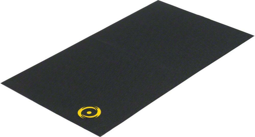 NEW CycleOps Trainer Mat Predects Floors