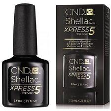 ORIGINALE CND Shellac Express Top Coat/su vernice 7.3ml/Made in USA
