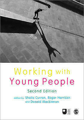1 of 1 - Working with Young People (Published in association with The Open University), R