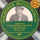 George McClennon/Wilton Crawley by George McClennon (CD, Aug-2001, Jazz Oracle)