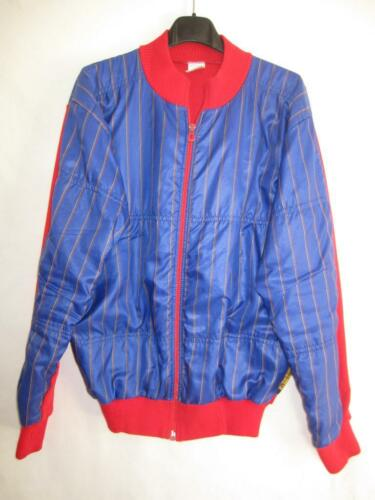 Jacket Winter cyclist KNITWEAR FROM THE ROCK Made in France Vintage Oldschool