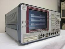Rohde Amp Schwarz 2 Hz 300 Khz Upd Audio Analyzer Calibrated