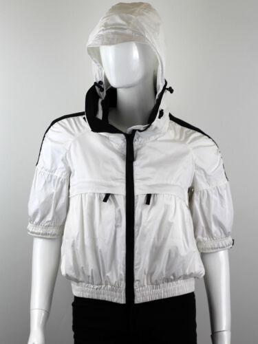 White Hooded Jacket Hidden Us4 Women's Størrelse Sport Burberry BwgIWxqEpW