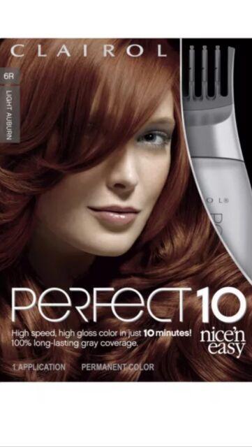 Light Auburn Brown Hair