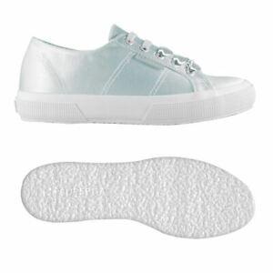 Superga-Scarpe-ginnastica-Donna-2750-PLUS-SATINW-Chic-Sneaker