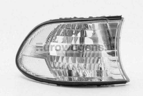 BMW Série 7 E38 99-01 Clear Front indicator RIGHT Driver Off Side O//S OEM