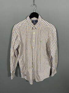 RALPH-LAUREN-Shirt-Medium-Check-Great-Condition-Men-s