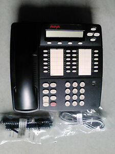 Details about Avaya Lucent AT&T Magix IP Office 4412D+ Black Business Phone  Set 108199050