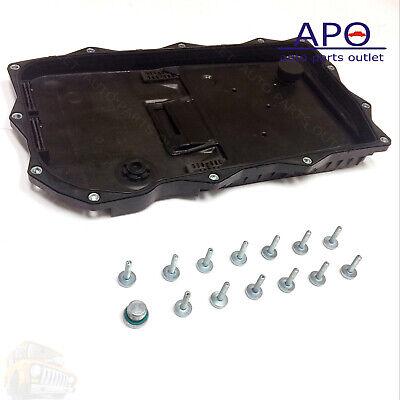 LAND ROVER TRANSMISSION OIL PAN SCREW SET x10 RANGE LR3 LR4 SPORT TYP500050 OEM