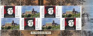 Bund-Mi-Nr-3300-3310-2017-postfrisch-KB-Wartburg-500-Jahre-Reformation