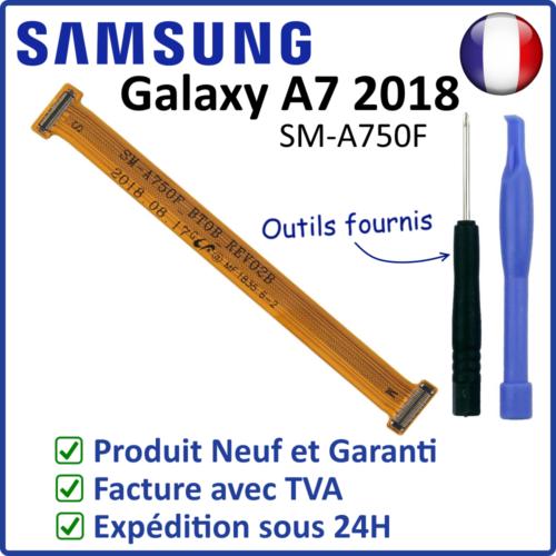 NAPPE CONNEXION CONNECTEUR DE CHARGE À CARTE MÈRE DU SAMSUNG GALAXY A7 2018 A750  | eBay