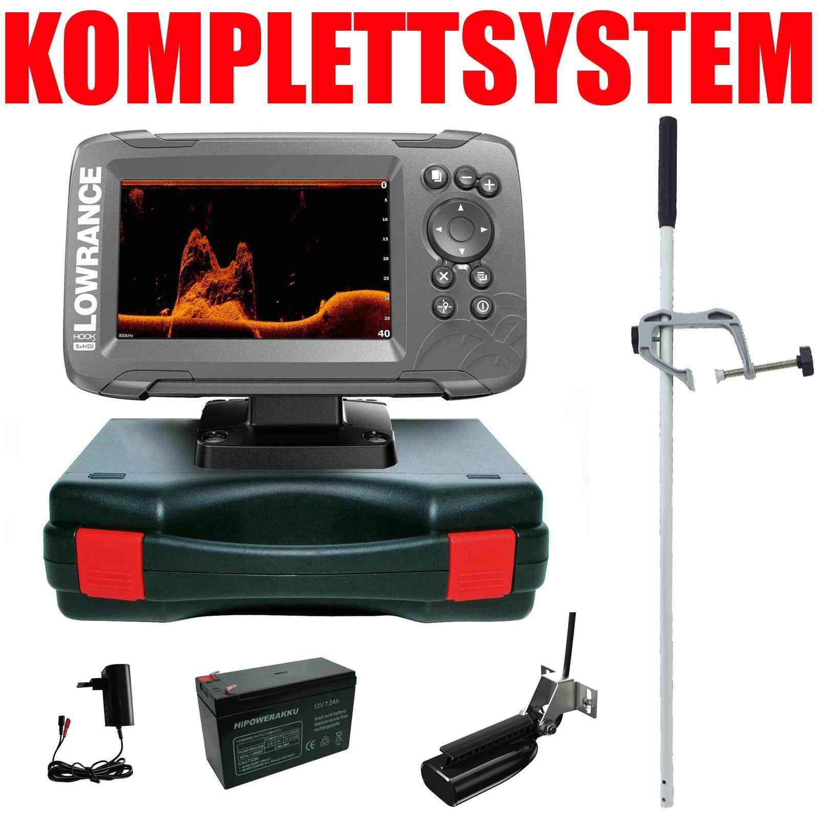 Niedrigrance Echolot GPS Portabel Master Edition - SplitShot Hook2 5x SplitShot - HDI GPS 564e22