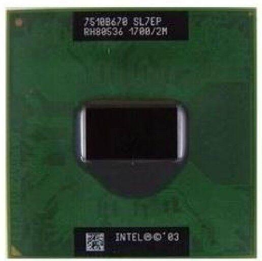 Intel Pentium M PM 735 /PM735 1.7Ghz 2MB 400 SL7EP Mobile CPU Processor