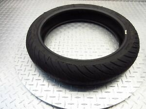 MICHELIN-RADIAL-PILOT-R0AD-120-70-120-70-ZR17-FRONT-MOTORCYCLE-TIRE