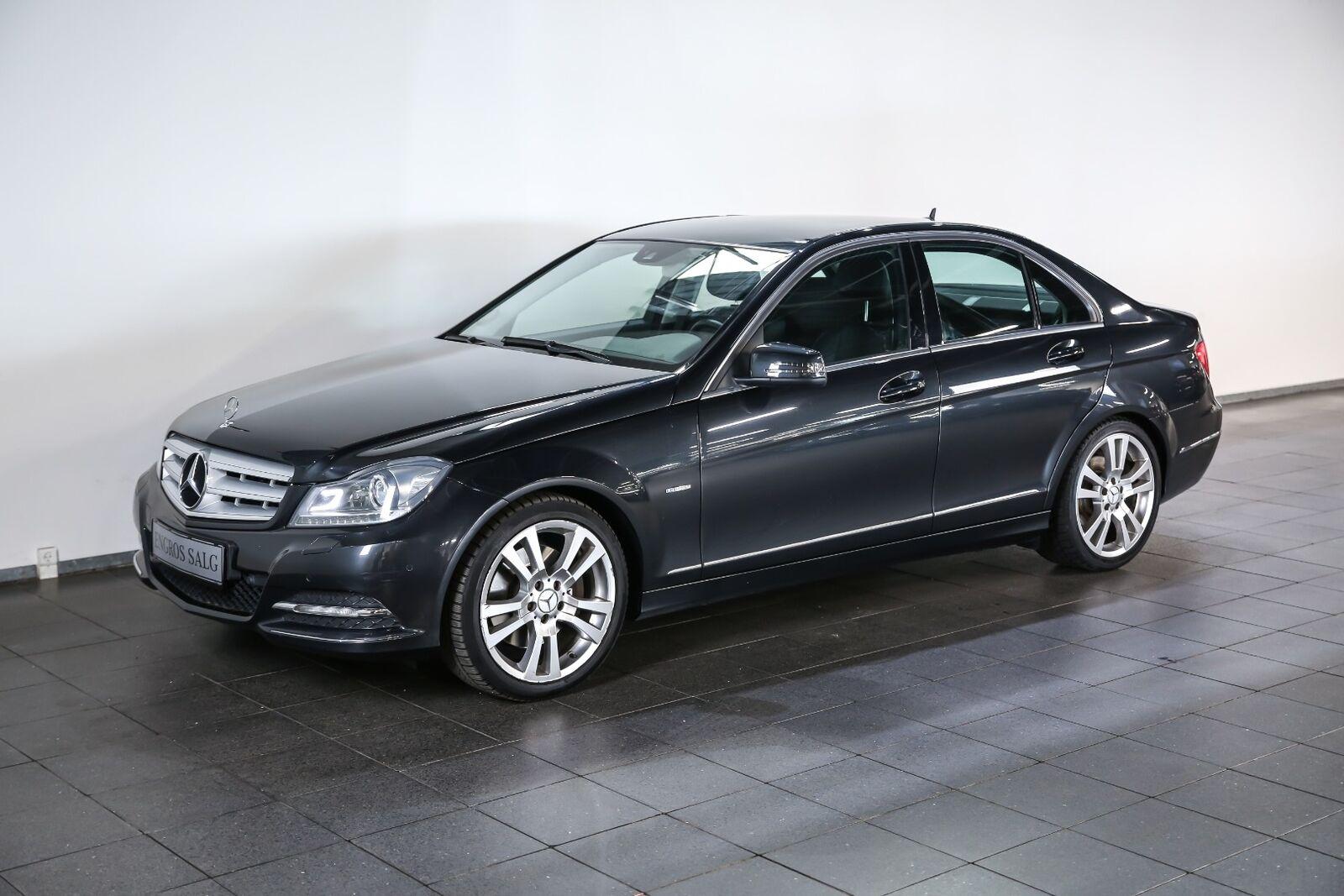 Mercedes-Benz C350 3,5 Avantgarde aut. BE