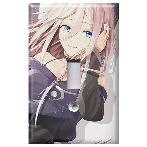 Light Switch Covers Home Decor Outlet Anime Girl