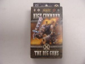 CIZ Warmachine High Command The Big Guns Expansion Pack Sealed New In Pack