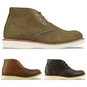 New Boots Red Mohave Tanbrownolive Chukka Wing qwTpxpFUE