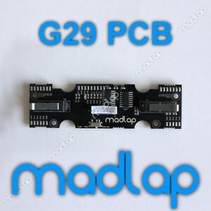 Logitech G29 Plug & Play PCB for soldering, all buttons