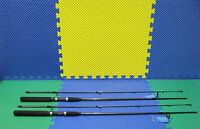 Shimano Fx Spinning Rod 6'6 Medium 2 Piece Fxs66mb2 2 Pack