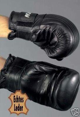 Sandsackhandschuhe Energy von Kwon Schaumstoffkern 5 cm Profi Handschuhe,Leder