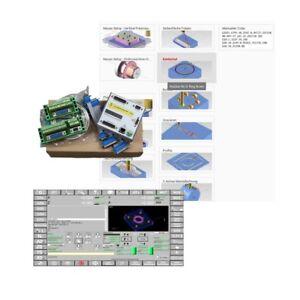 CNC-Steuerung-4-Achsen-incl-Mach-3-Vollversion-Fraesen-und-ECam-V4-Fraesen