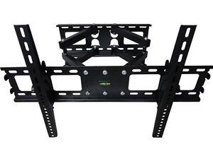 FULL-MOTION-TILT-PLASMA-LCD-LED-TV-WALL-MOUNT-BRACKET42-46-50-55-60-65-70-LOCK