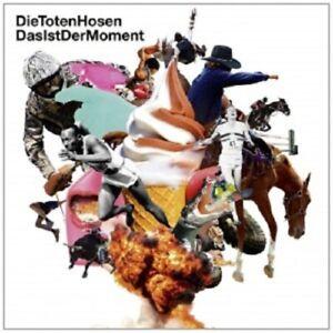 DIE-TOTEN-HOSEN-DAS-IST-DER-MOMENT-CD-SINGLE-4-TRACKS-ROCK-amp-POP-NEU