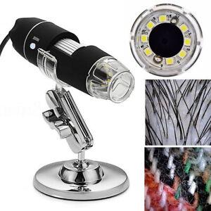 MICROSCOPIO-DIGITALE-1600X-8-LED-USB-ZOOM-PORTATILE-LENTE-INGRANDIMENTO-SC0