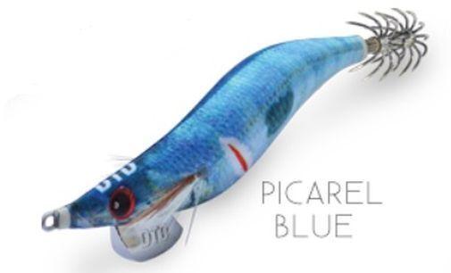 TOTANARA DTD REAL FISH SARAGO GLOW SEPPIE CALAMARI SQUID JIG