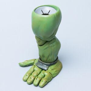 2007-Marvel-Legends-Legendary-Heroes-MONKEY-MAN-Build-A-Figure-BAF-LEFT-LEG-Part