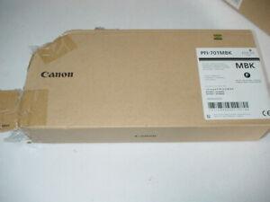 Canon-Tintenpatrone-PFI-701MBK-Original-Matt-Schwarz-0899B005-Druckerpatrone
