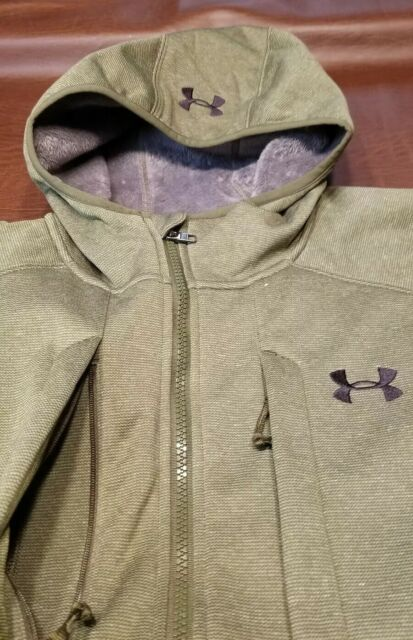 Under Armour Mens Storm ColdGear Infrared Softershell Jacket
