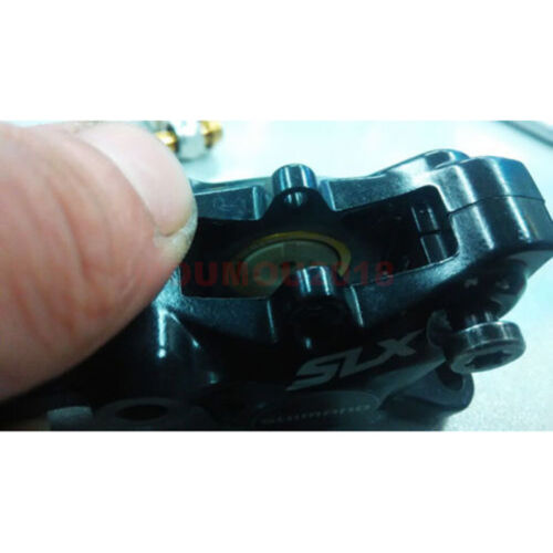 Metal Piston Hydraulic Brake Caliper Parts For Shimano XT//M785//M8000//SLX675