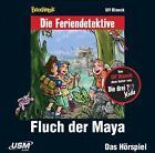 Feriendetektive: Fluch der Maya (Audio-CD) von Ulf Blanck (2009)
