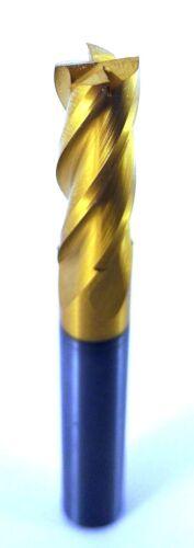 BASSET ENDMILL 5//16X5//16X51//64X2 1//2 SQ Z4 TIN