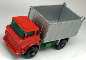 MATCHBOX Lesney N. 26 GMC Tipper Truck-Quasi Nuovo